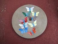 Nine Butterflies £65.00